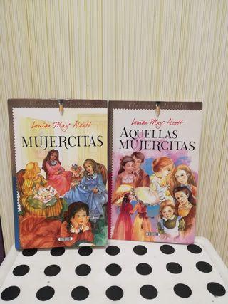 """pack de libros """"Mujercitas"""""""