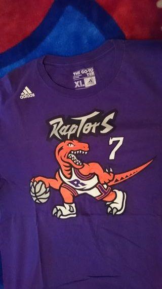camiseta nba kyle Lowry Toronto Raptors baloncesto