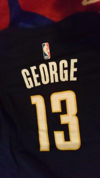 camiseta nba Paul George Indiana Pacers talla XL
