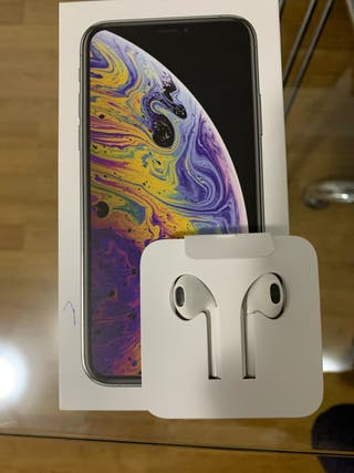 Auriculares iPhone XS