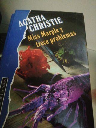 5 libros de Agatha Christie