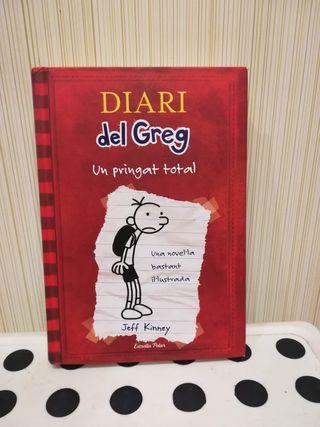 """libro 1 """"Diari del Greg"""""""
