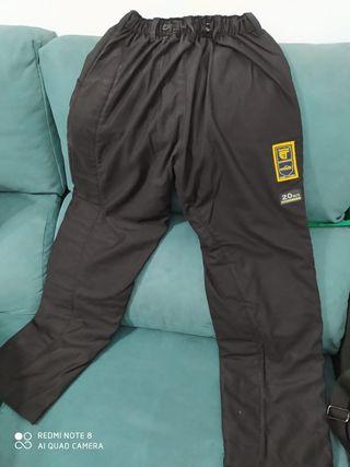 Pantalon Forestal JONSERED ANTICORTES