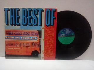 The Best of Recopilatorio ESP 1985 Troggs Rubettes