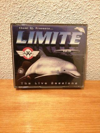 """CD DISCOTECA """"LÍMITE"""""""