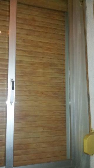 Arreglo y cambio cintas de persianas