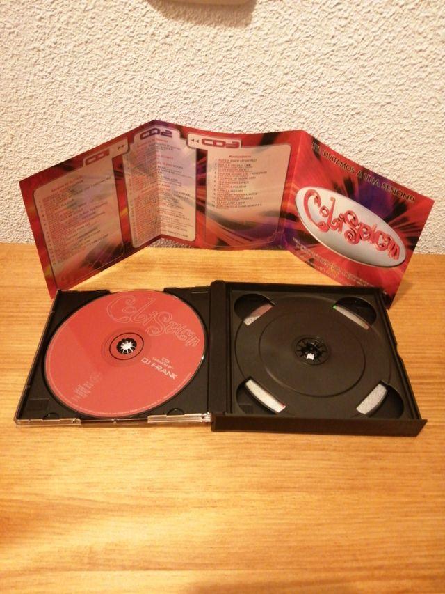 CD DISCOTECA COLISEUM