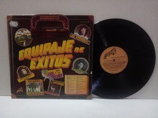 Equipaje de èxitos 1981 RCA ESP Recopilatorio