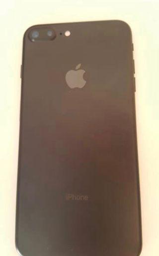 iPhone 7 Plus Negro Mate 32gb