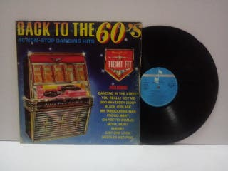 Back to the 60's 40 Dancing Hits Non Stop 1981 ESP