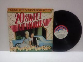 20 Sweet Memories Original Hits Edic Inglesa