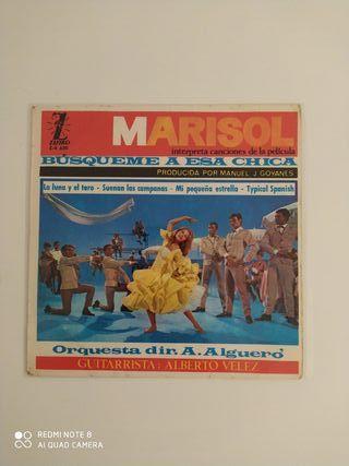 Vinilo de Marisol