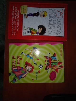 libros infantiles. Kika superbruja y 75 consejos..
