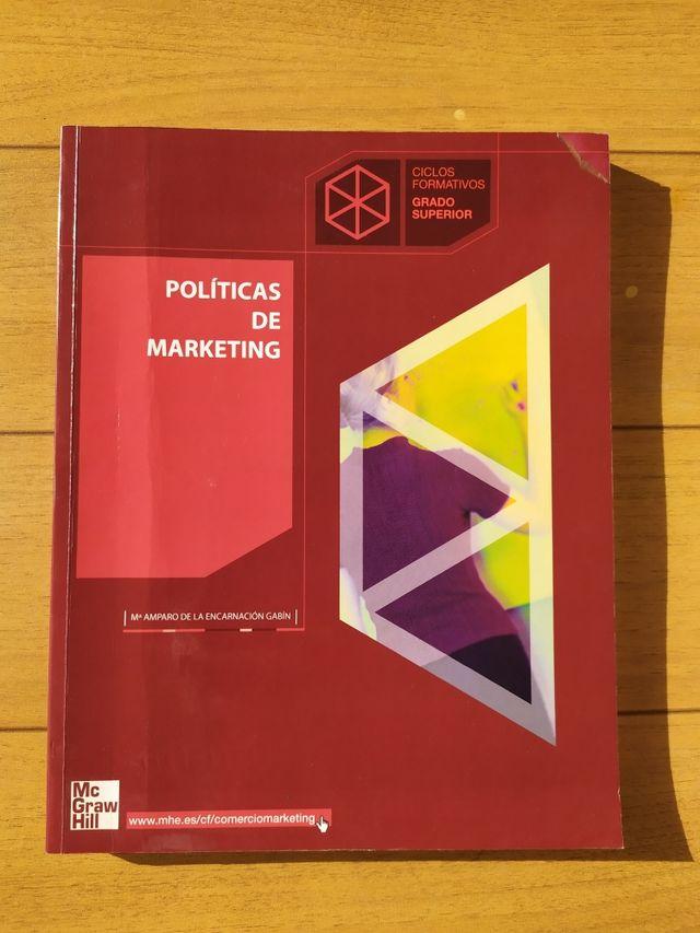 Políticas De Marketing De Segunda Mano Por 10 En