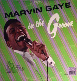 Disco LP vinilo - Marvin Gaye - In The Groove