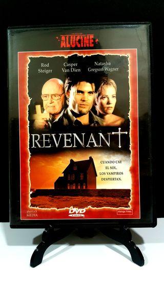 REVENANT FORMATO DVD