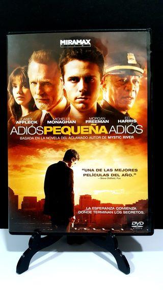 ADIÓS PEQUEÑA ADIÓS FORMATO DVD