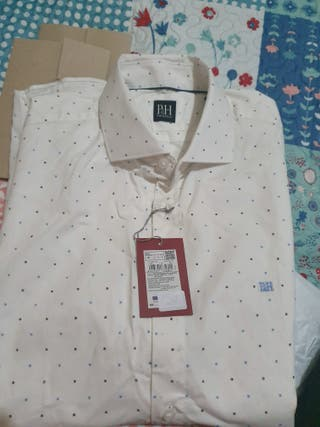 Camisa Pedro del Hierro. Talla L.