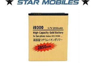 BATERIA SAMSUNG GALAXY S3 I9300 GOLD