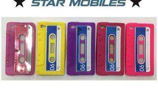 FUNDA IPHONE 4 4S CINTA CASETE VHS RETRO