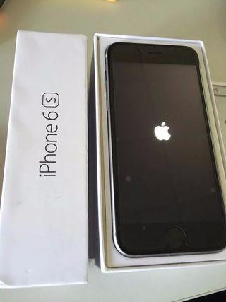 iPhone 6S 64Gb negro libre