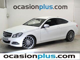 Mercedes-Benz Clase C 220 CDI Blue Efficiency Coupé 125 kW (170 CV)