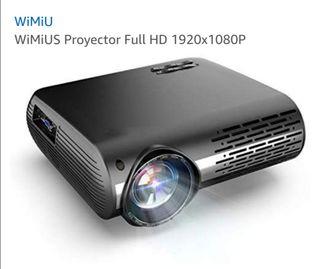 Wimius proyector full HD