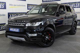 Land-Rover Range Rover Sport 3.0 SDV6 306cv HSE 7PLAZAS