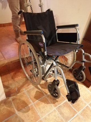 Elevador eléctrico para silla de ruedas especial