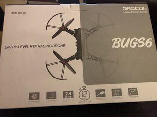 Drone Brushless Bugs 6 REBAJADO