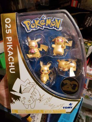 Pokemon Pikachu Oro