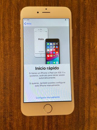 Móvil IPhone 6 de 16GB