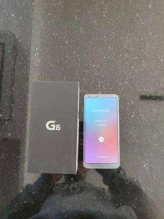 Móvil smartphone LG G6 COMO NUEVO