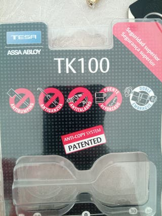 cerradura TESA TK100