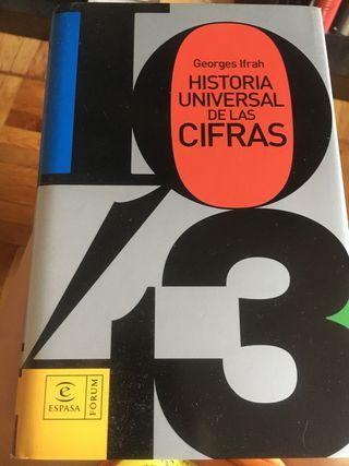 Historía universal de las cifras - Georges Ifrad