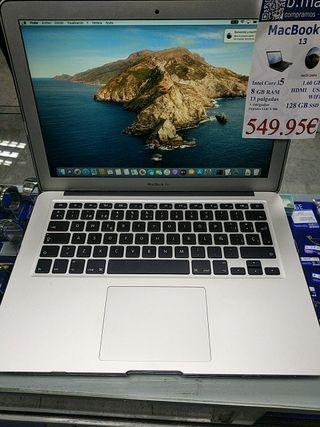 portátil MacBook Air 13
