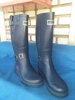 botas de agua 37 mustang
