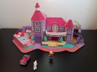 1994 - Polly Pocket Light-up Magical Mansion