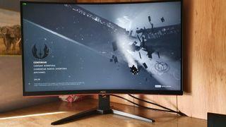 Monitor AOC Gaming CQ32G1 QuadHD 144Hz FreeSync
