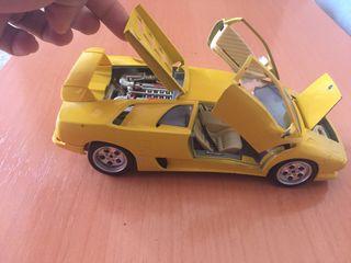 Lamborghini Diablo Burago 1990