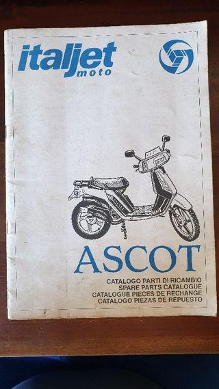Italjet ASCOT