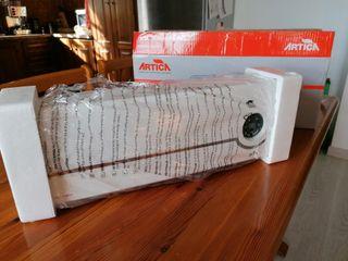 calefactor cerámico de pared