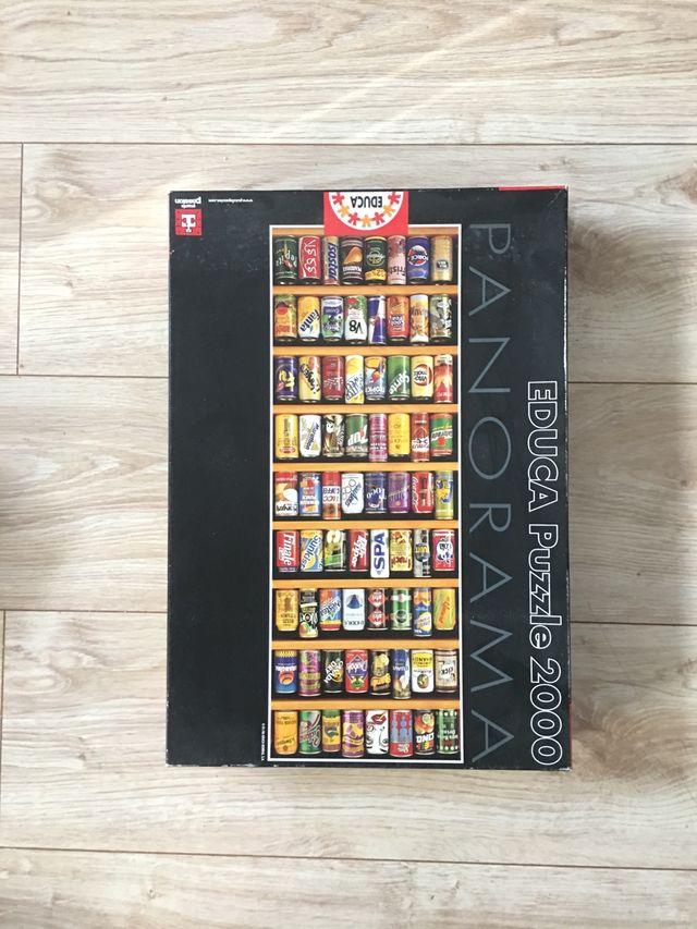 Puzzle 2000 piezas