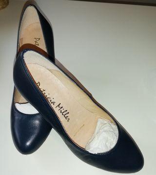 zapatos tacón sin estrenar Patricia Miller