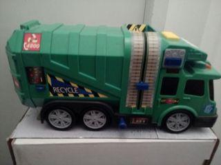 camion con sonidos
