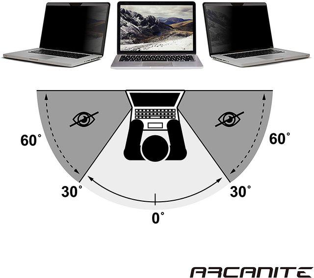 """Pantalla privacidad magnética para MacBook Pro 15"""""""