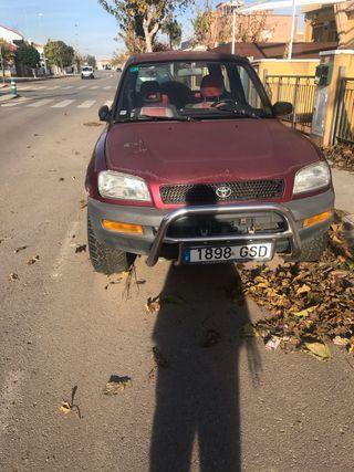 Toyota Rav 4 Corto Rav 4 3 Pueta 1995