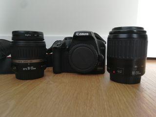 cámara de fotos digital Canon 1000D