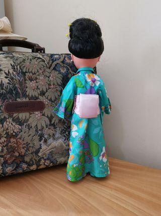 Muñeca Nancy Geisha años 70