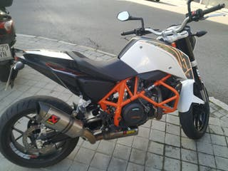KTM DUKE 690 2015